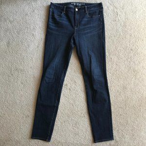 American Eagle High Rise Jegging 14